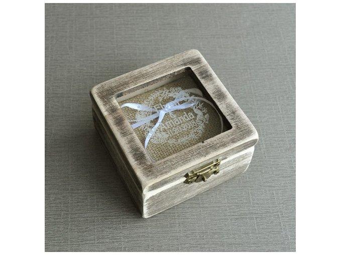 Krabička na snubáky