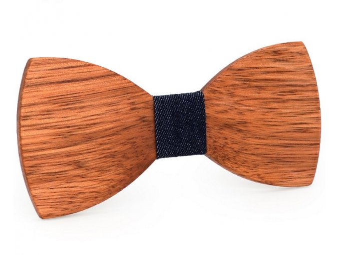 Pánský dřevěný motýlek KLASIK
