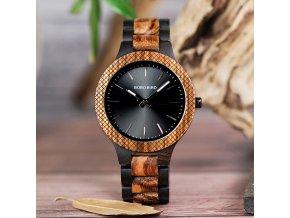 Luxusní pánské dřevěné hodinky VOGEL