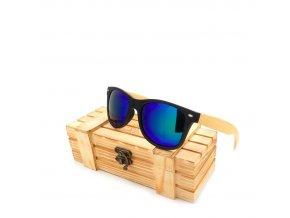 UNISEX sluneční brýle s polarizovanými skly MIKES
