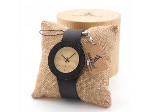 Luxusní dámské dřevěné hodinky MONTANAH