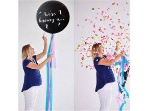 balonek pohlaví