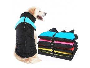 Nepromokavý obleček pro psy DORMAN