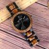 Luxusní pánské dřevěné hodinky Bobo bird VOGEL