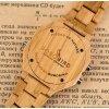 Luxusní dřevěné hodinky DIGITAL UNISEX