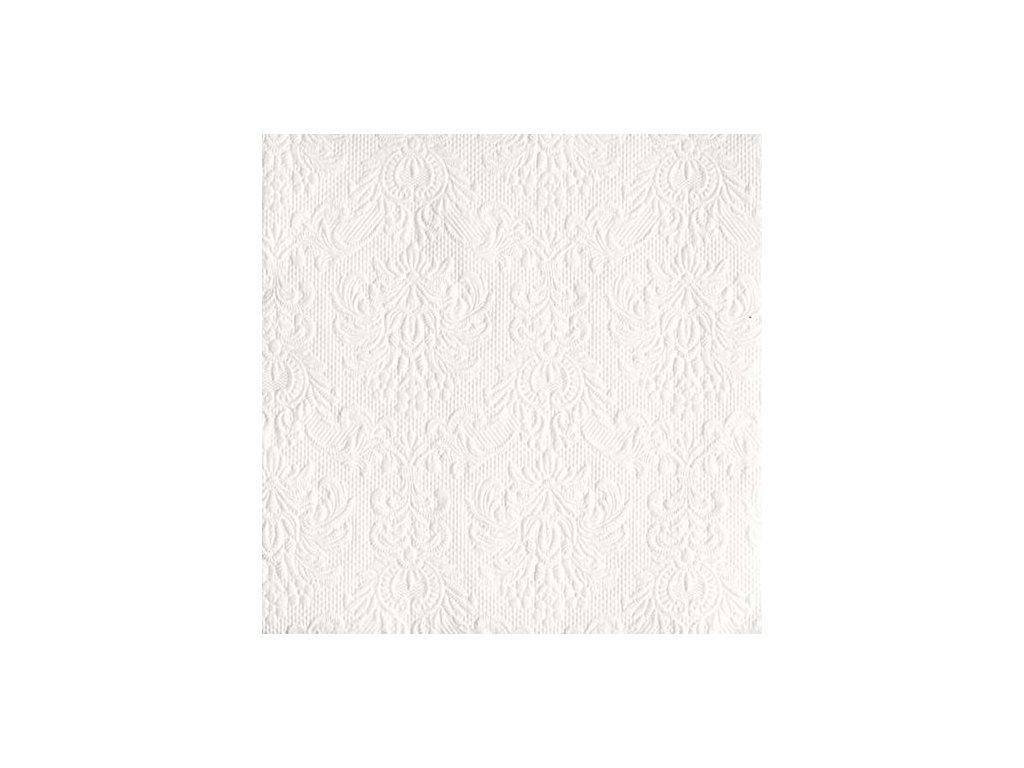 Napkin 33 Elegance White