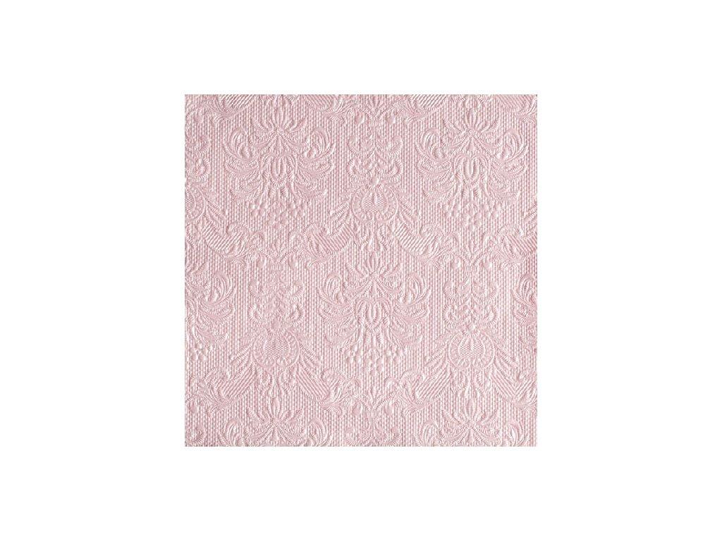 Napkin 33 Elegance Pearl Pink