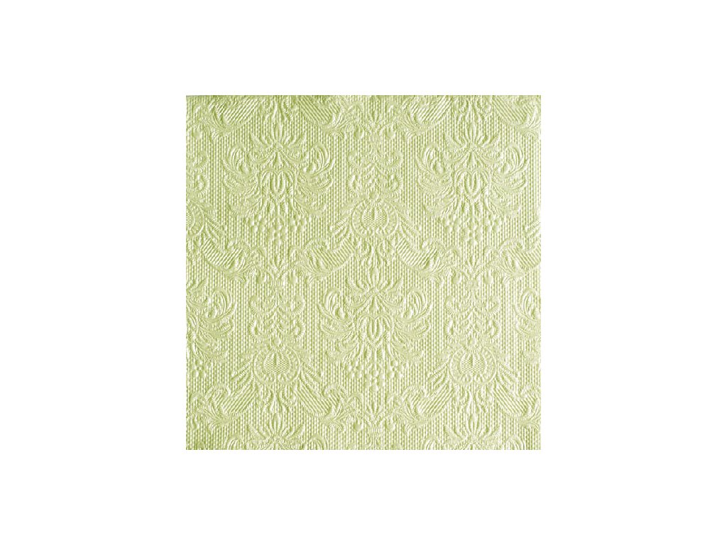 Napkin 33 Elegance Pearl Green