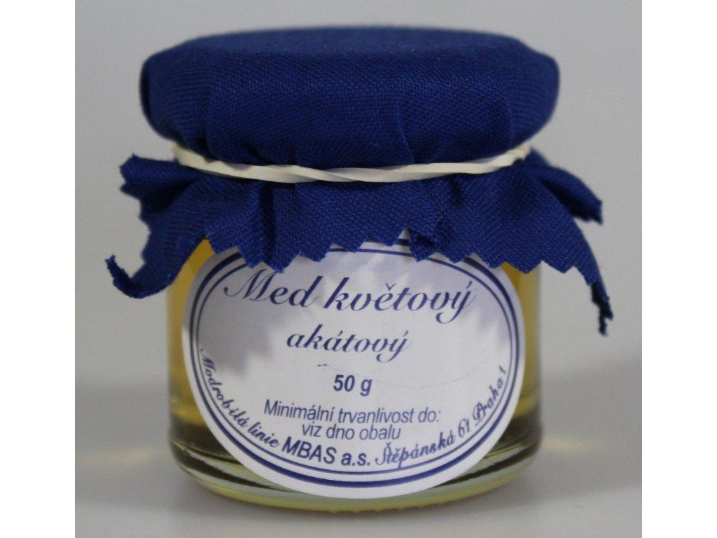 Med květový akátový 50 g