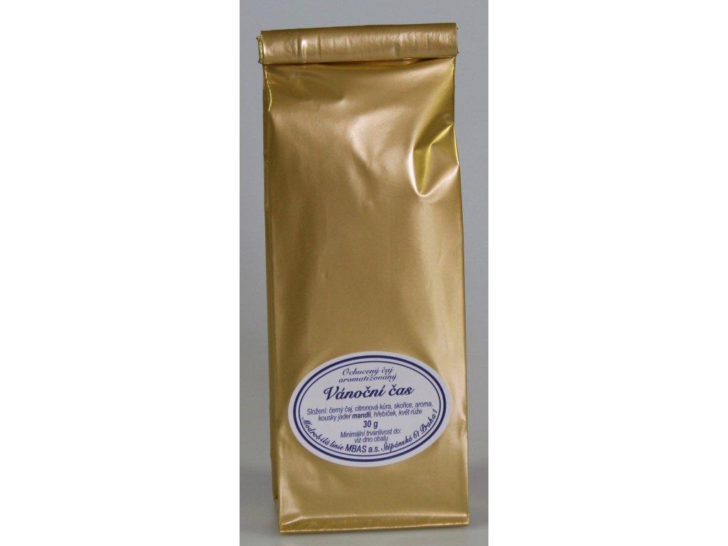 Vánoční čas - zlaté balení 30 g