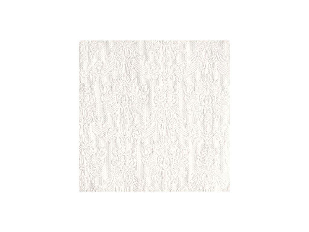 Ubrousky 40 Elegance White