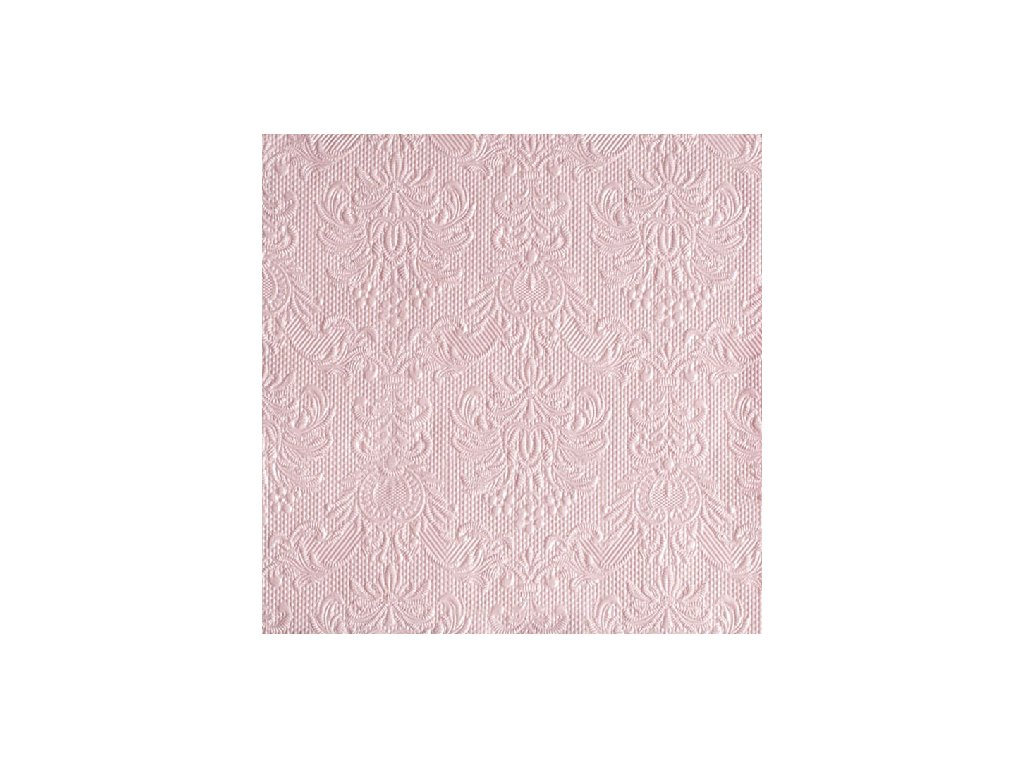 Ubrousky 40 Elegance Pearl Pink