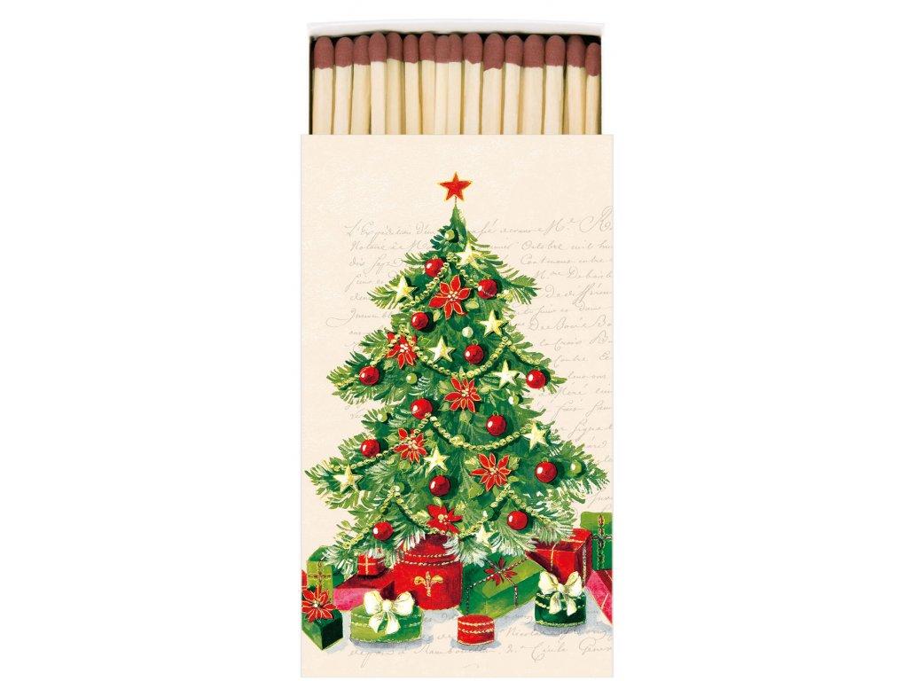 Zápalky Christmas Tree