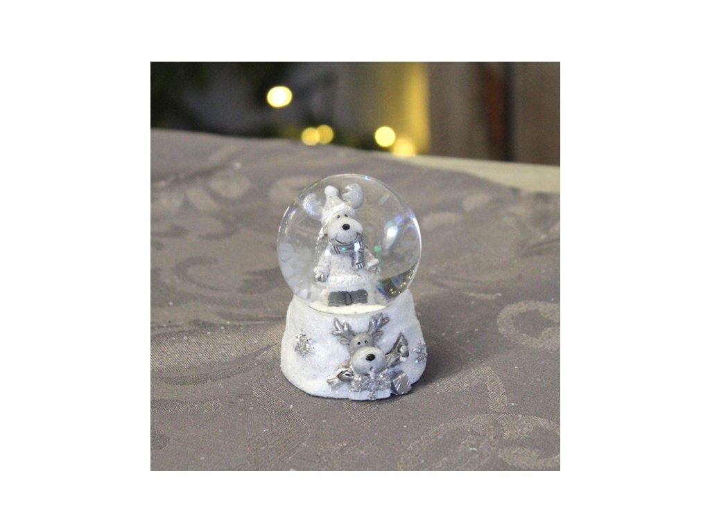 sněžítko sněhulák