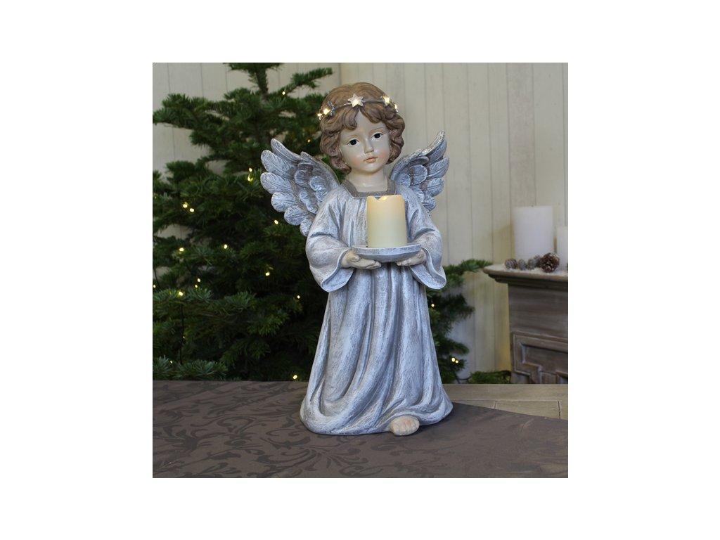 anděl LED