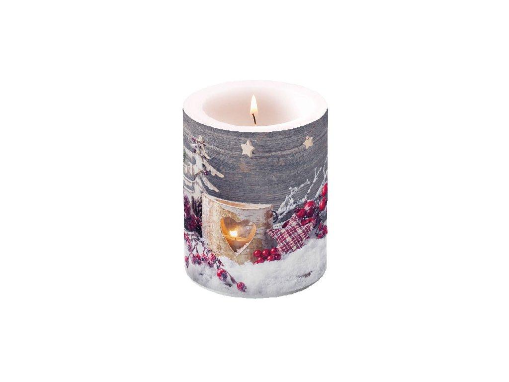Svíčka velká Birch Candlelight