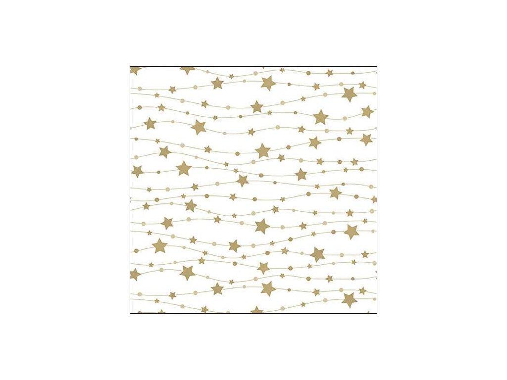 Napkin 33 Starline Gold