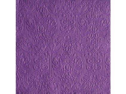Napkin 33 Elegance Purple
