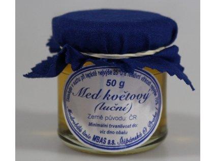 Med květový luční 50 g