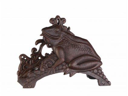 Držák na hadici žába