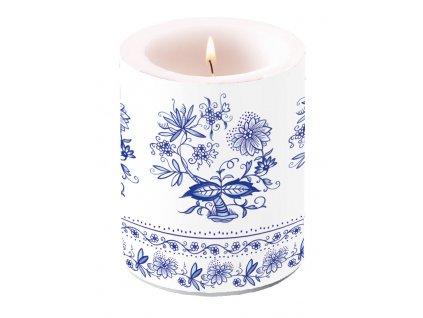 Svíčka dvouplášťová Blue Onion
