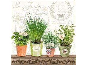 Napkin 33 Le Jardin De Provence
