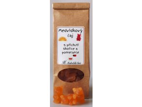 Medvídkový čaj - skořice pomeranč