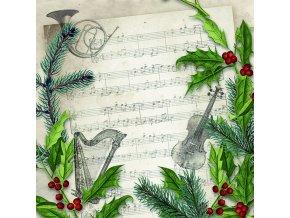 Ubrousky 33 Christmas Song