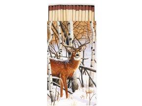 Zápalky Deer In Forest