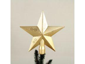hvězda na stromeček