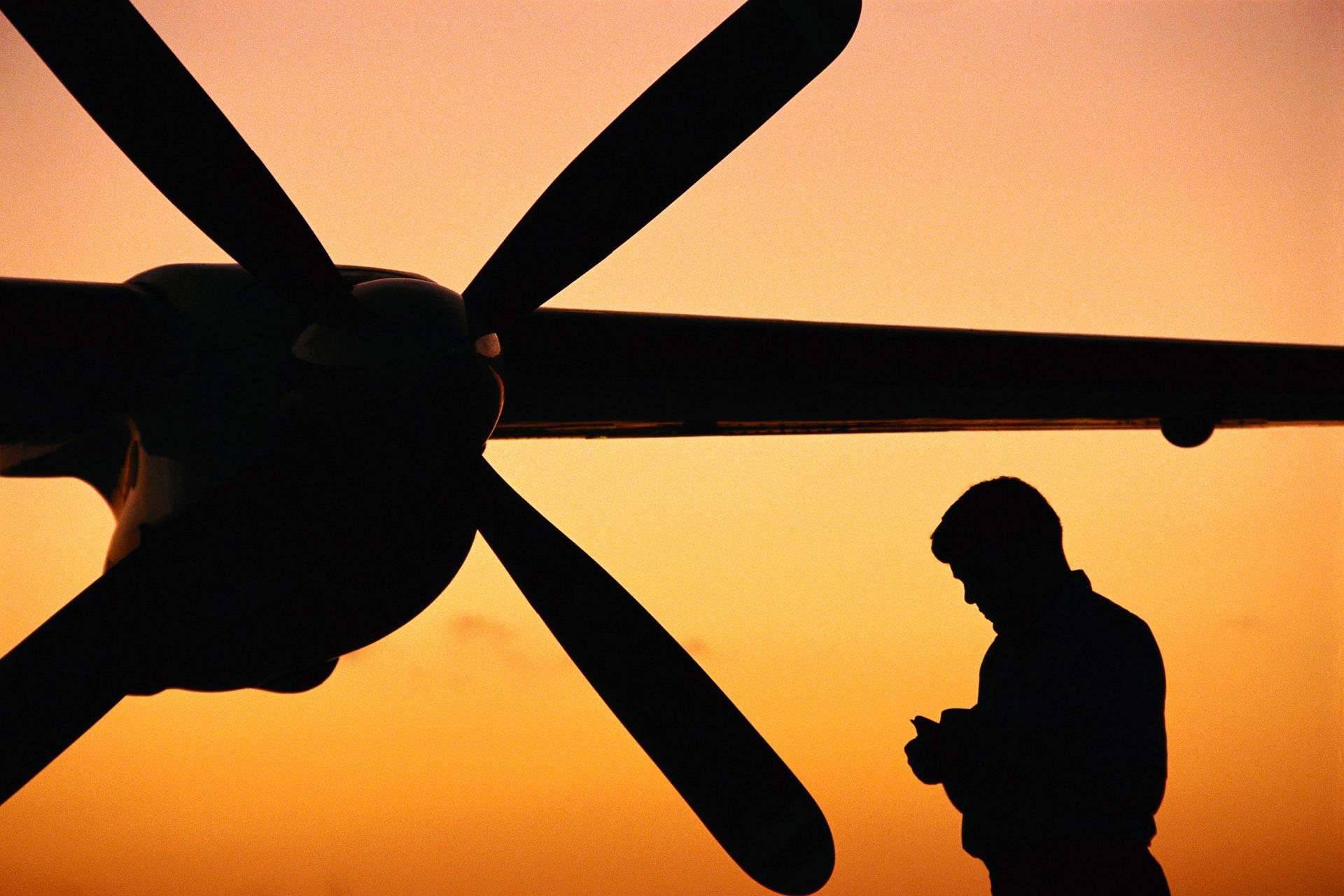 Setkání s tajemným pilotem