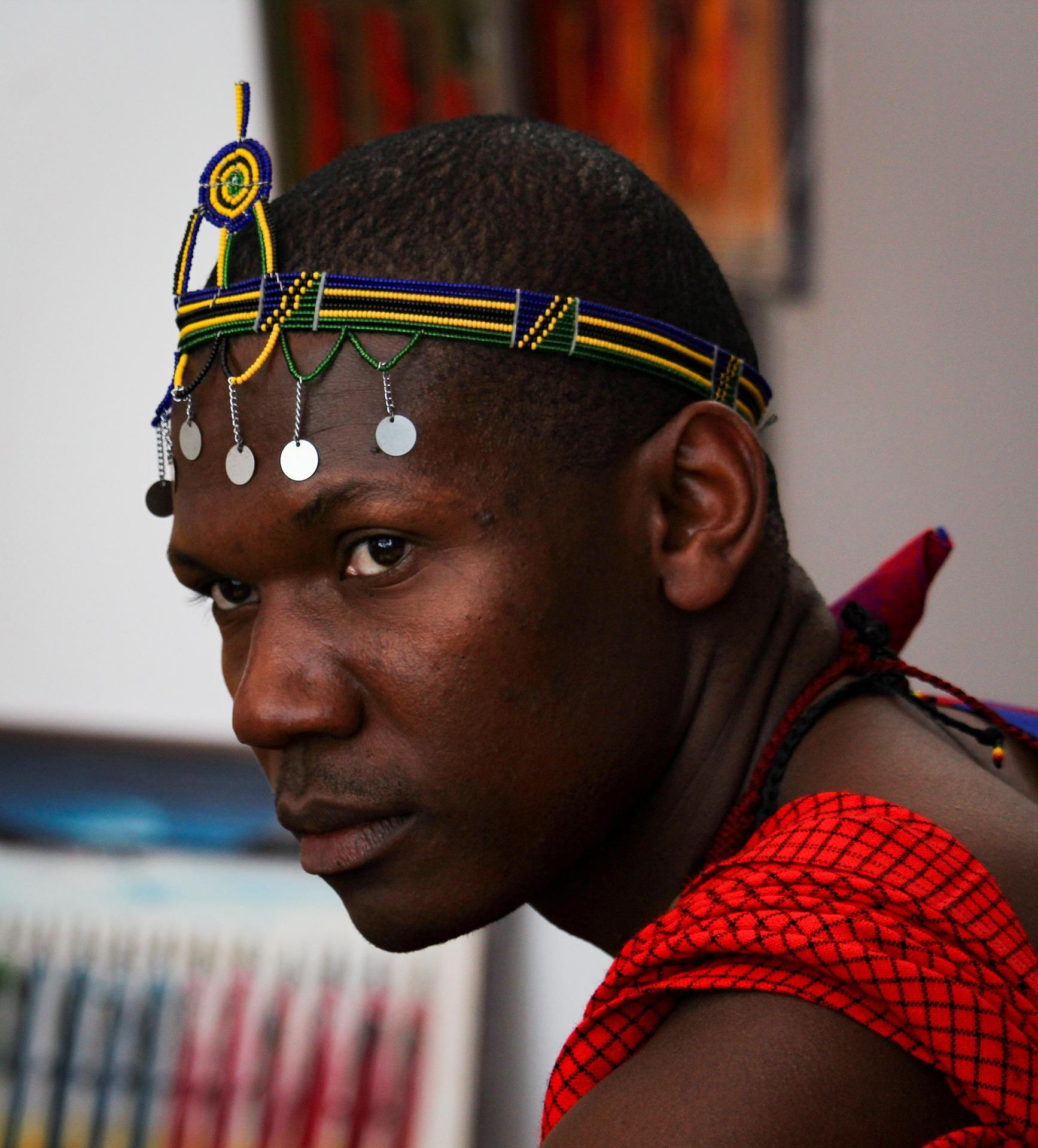 Afričtí utěšitelé