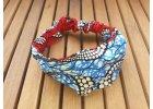 Výrobky z africké látky kitenge