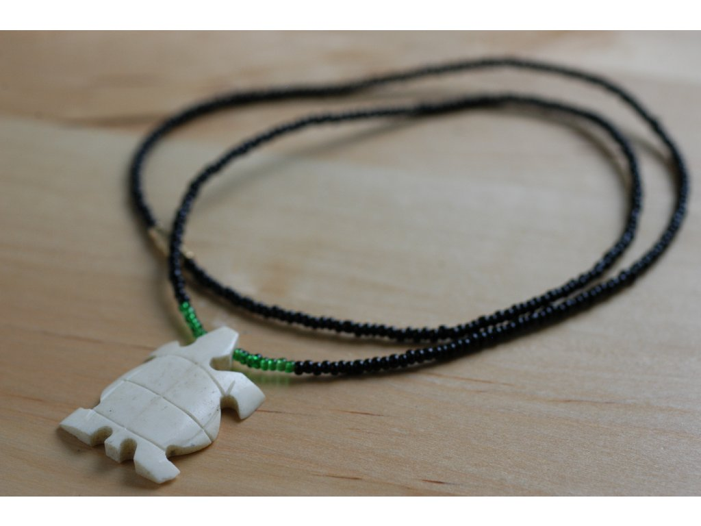 Náhrdelník s želvou
