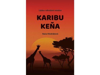 Nová obálka Karibu Keňa