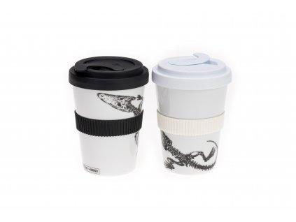 Hrníček na kávu/čaj pro neposedné