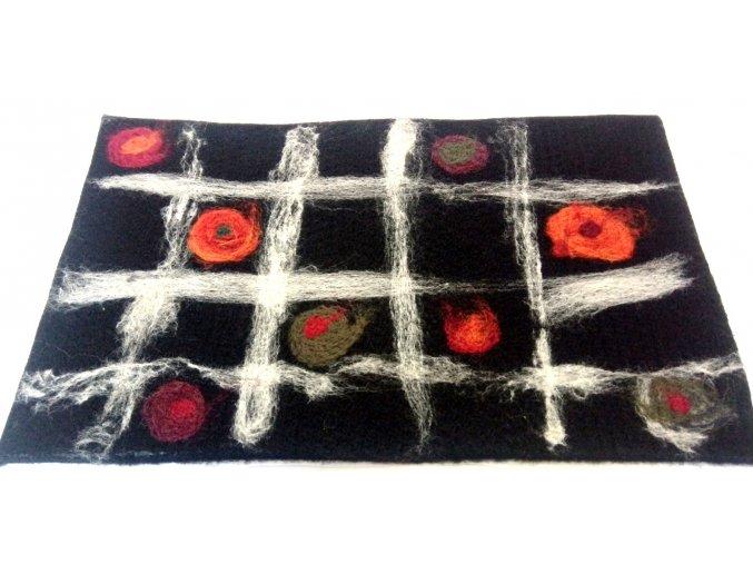 Tapeta textilní 2