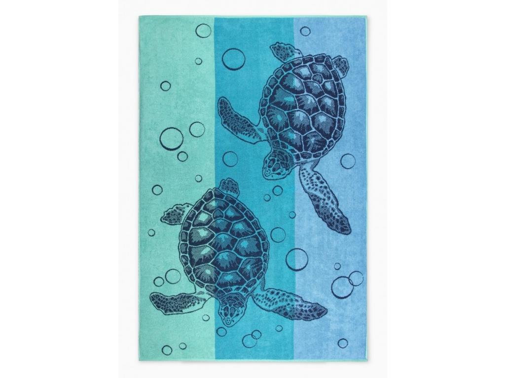 plážová osuška Turtle 100x160