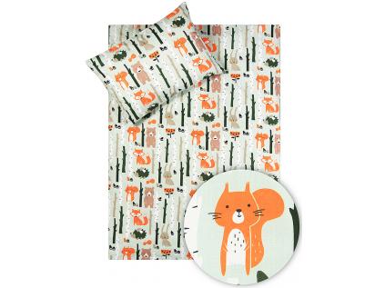 lišky náhled