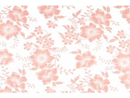 flowers bílolososová