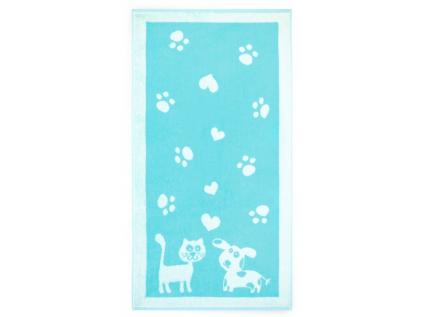 pets blue