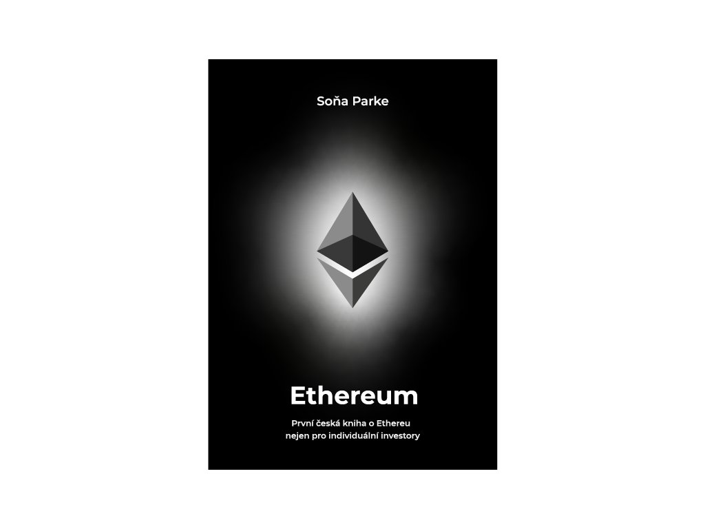 Ethereum book cover front