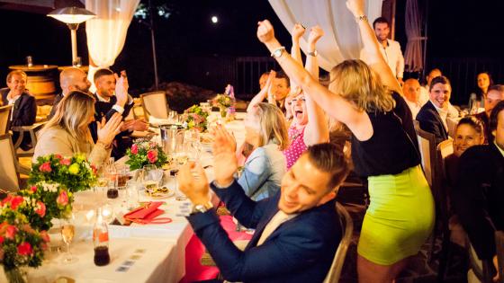 Jak zabavit svatebčany aneb tipy na originální svatební zábavu