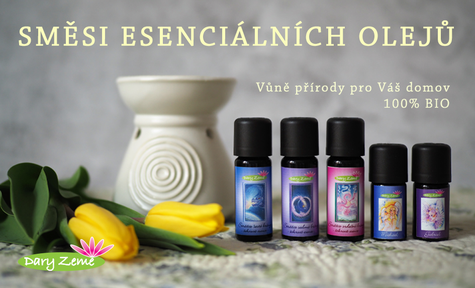 Esencialní oleje