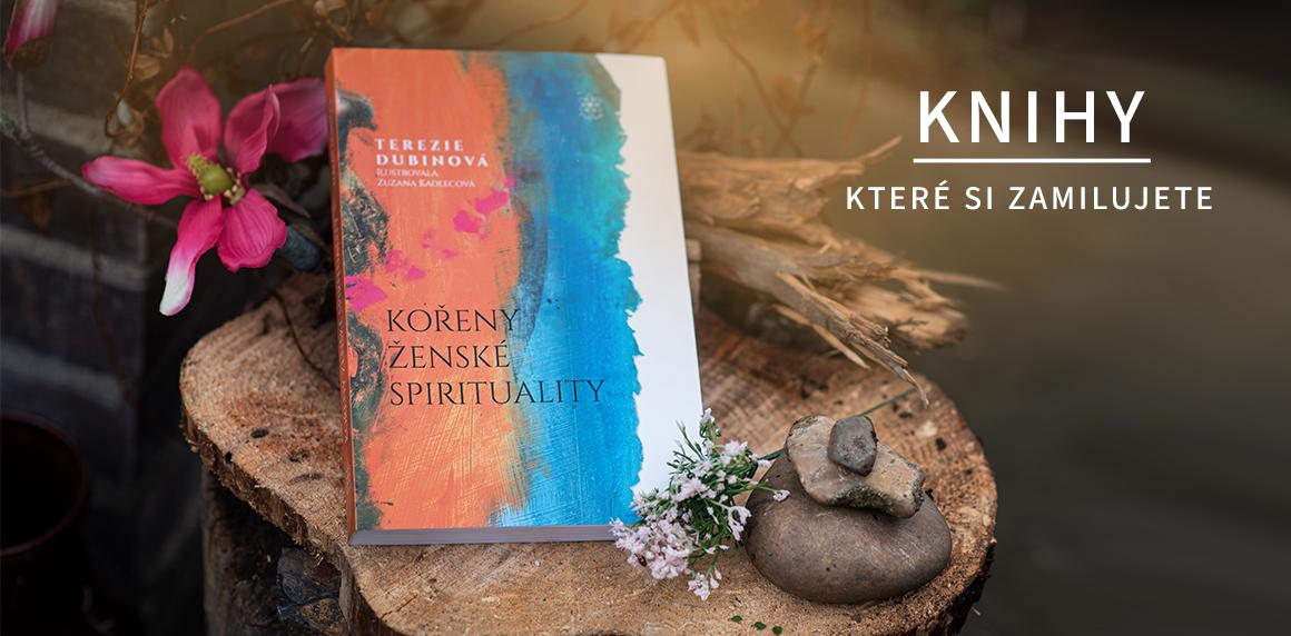 Kniha Kořeny Ženské Spirituality