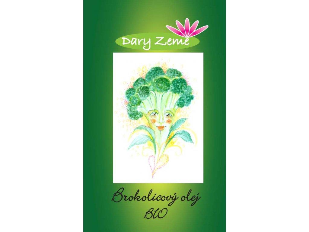 brokolicovy olej 105ml