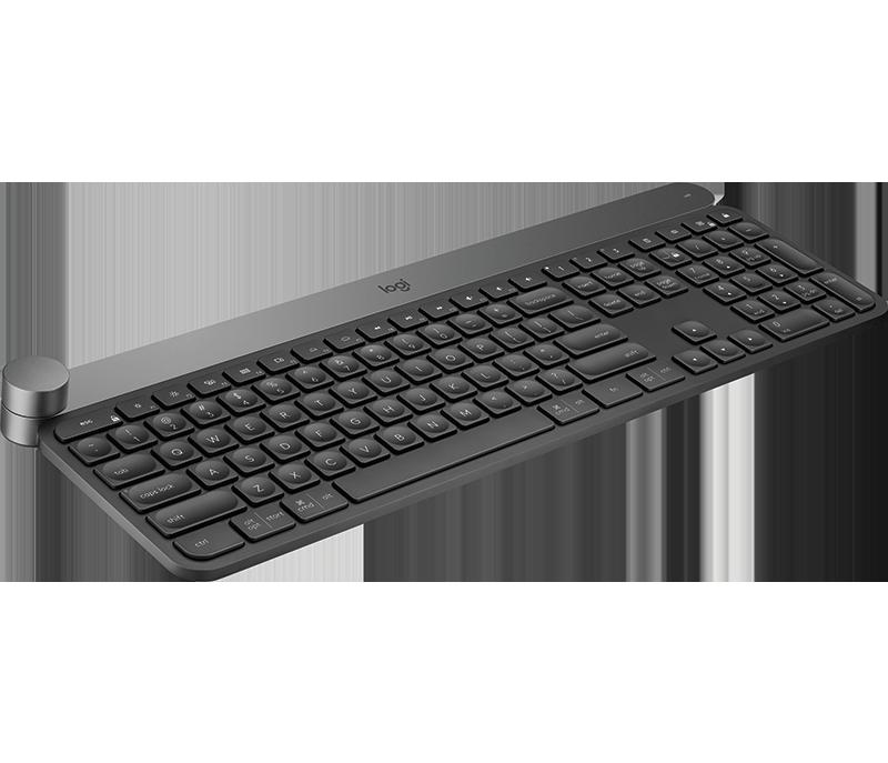 Nová klávesnice od Logitechu s inovativním ovládánim je tu.
