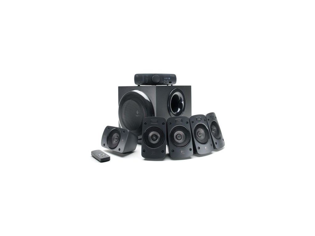 Logitech Z906 5.1 Speaker System
