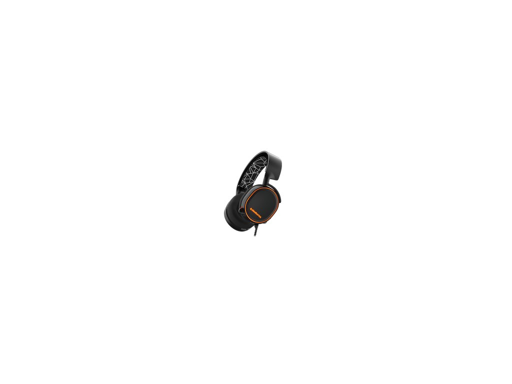 SteelSeries Arctis 5, černé (61443)