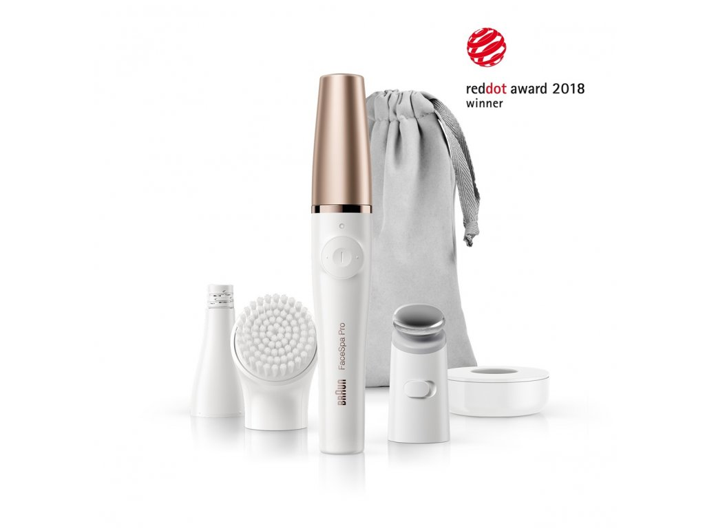 1 braun facespa pro se911 red dot award